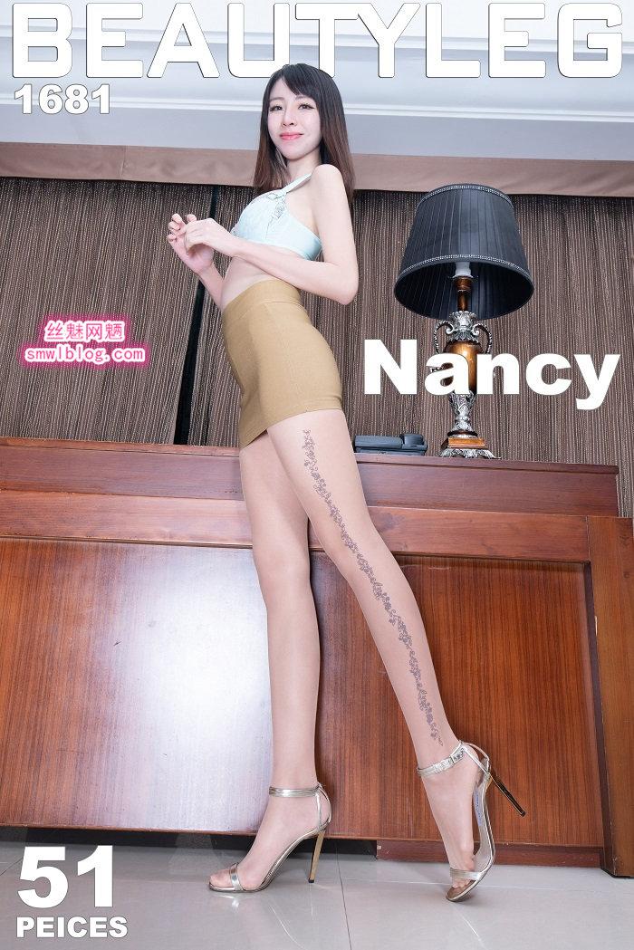 [Beautyleg]美腿寫真 2018.11.02 No.1681 Nancy[51P/282M]